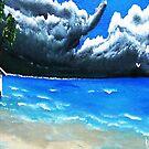 Summer Storm by WhiteDove Studio kj gordon