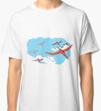 Pterodactyl Flying Squadron Classic T-Shirt