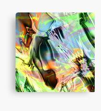 Electric Fantasy Canvas Print