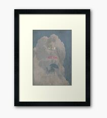 Ghibli Minimalist 'The Wind Rises' Framed Print