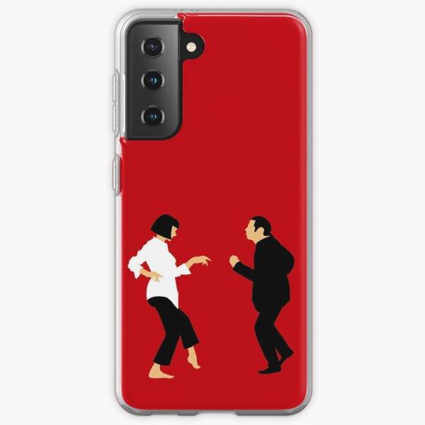 Pulp Fiction Dance Samsung Galaxy Soft Case