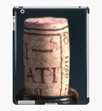 Put a Cork in it   iPad Case/Skin