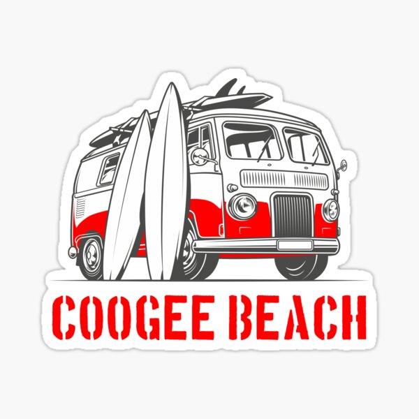 Coogee Beach Sticker