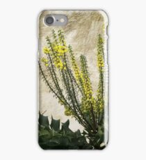 Mission Wallflowers iPhone Case/Skin