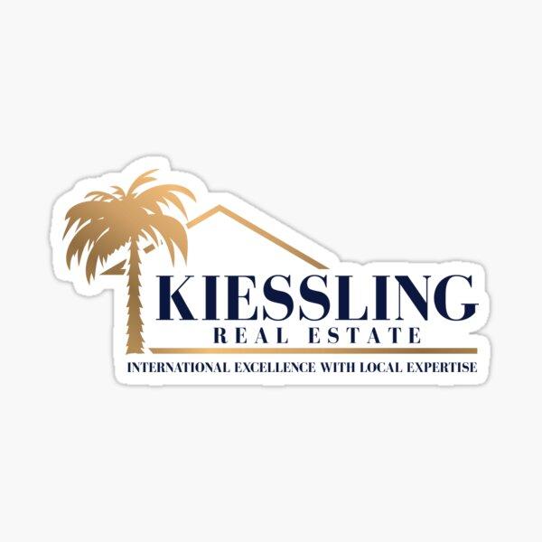 Kiessling Real Estate Sticker