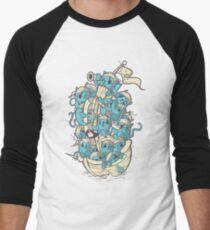 Core Art No.2 Men's Baseball ¾ T-Shirt