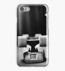 Black&White Penny Like iPhone Case/Skin