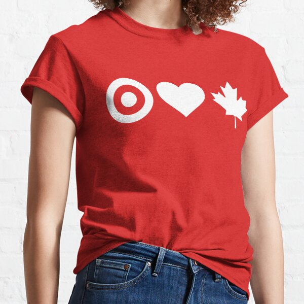 Target Loves Canada Classic T-Shirt