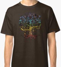 Floral tree beautiful, summer Classic T-Shirt