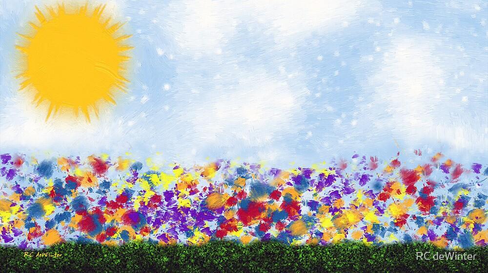 Dream Garden by RC deWinter