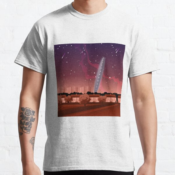Summer landscape Classic T-Shirt