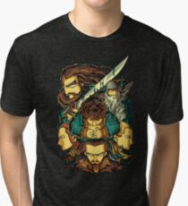 Core Art No.3 Tri-blend T-Shirt