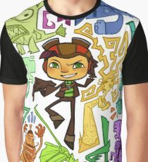 Psychonauts Graphic T-Shirt