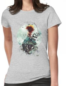 Delirium Womens Fitted T-Shirt