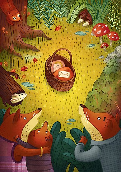 The Mystery Baby by Laura  Wood