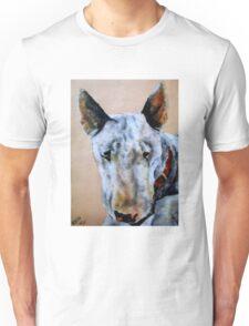 English Bull Terrier dog Unisex T-Shirt