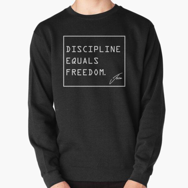 Discipline Equals Freedom - Jocko Pullover Sweatshirt