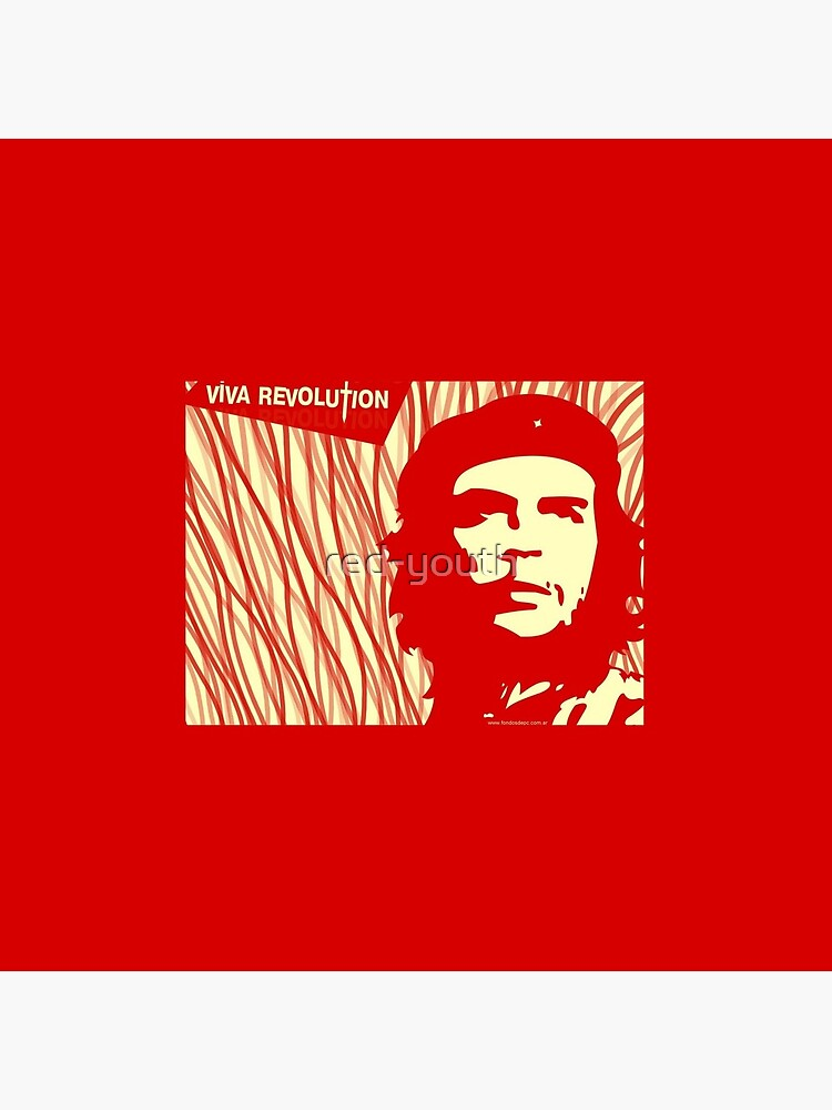 CHE GUEVARA - VIVA REVOLUTION by red-youth