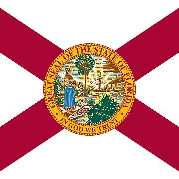 Flag of Florida by csmarshall