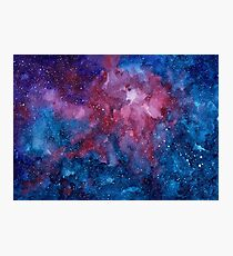 Galaxy Photographic Print