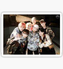 BTS/Bangtan Sonyeondan - Fire Group Photo Sticker