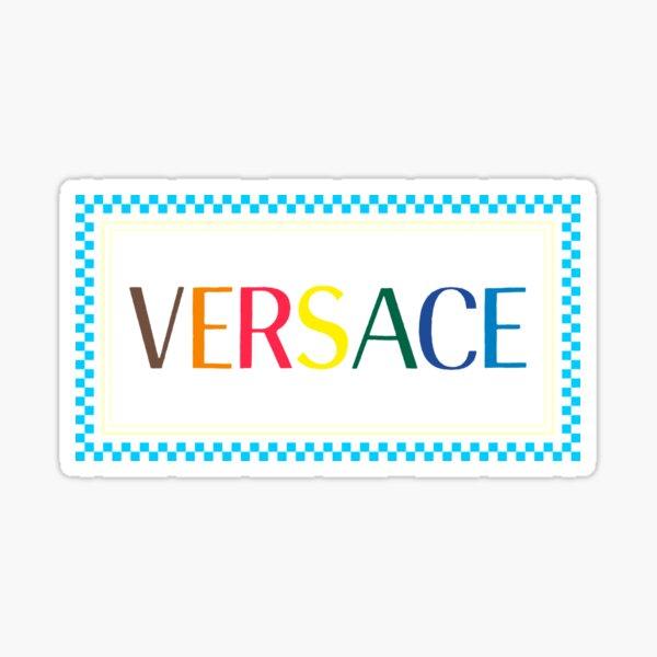 blueversace Sticker