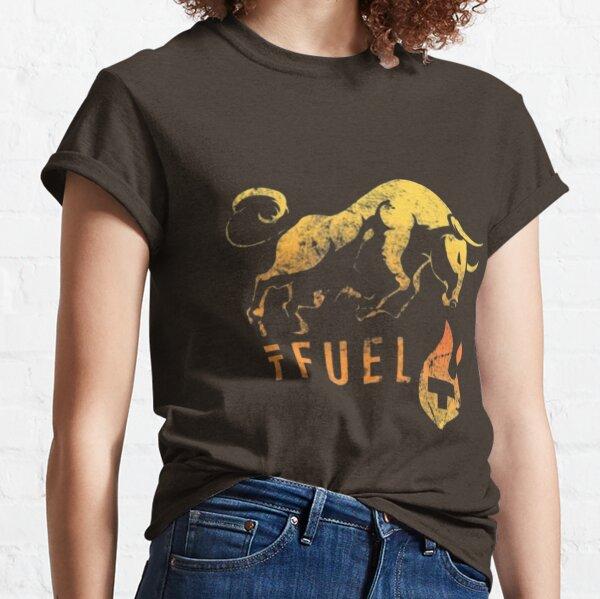TFUEL bull crypto Coin shirt Classic T-Shirt