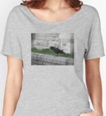 Crowing in Blackheath Women's Relaxed Fit T-Shirt