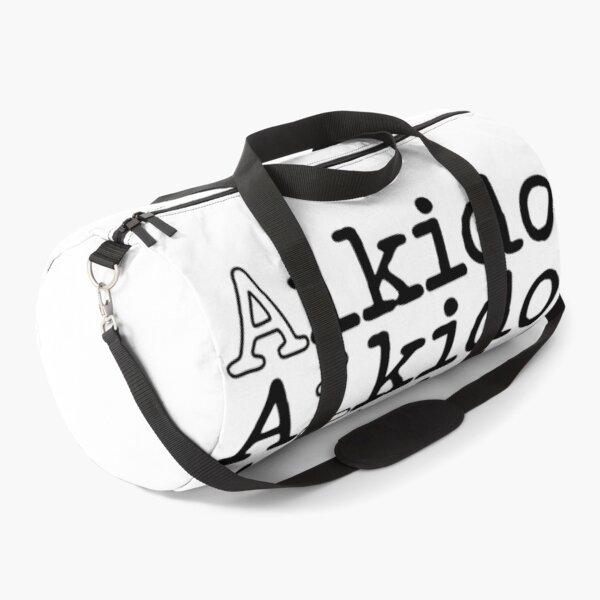 Aikido Self Defense Duffle Bag