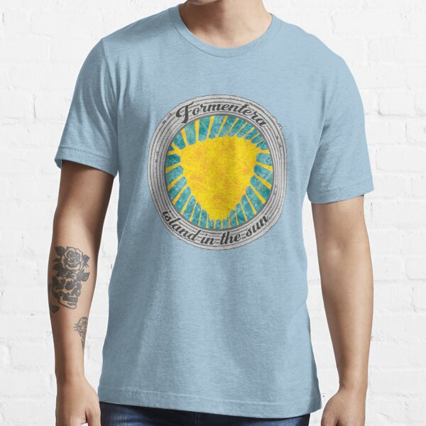 Formentera - island in the sun 1705 Essential T-Shirt