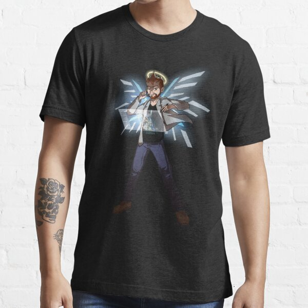 Cyber AngelMJ Essential T-Shirt