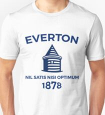 Everton Tower Unisex T-Shirt