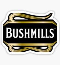 Bushmills Sticker