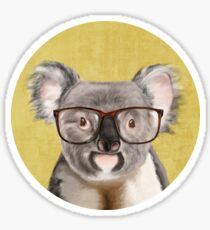 Mr Koala Sticker