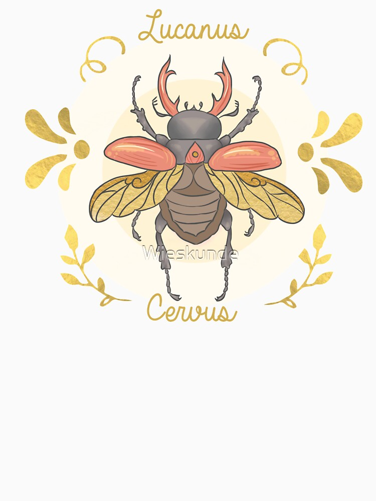 Lucanus cervus by Wieskunde
