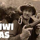 Barry Crump - Kiwi As by jigmischief