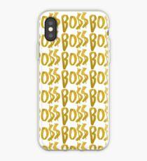 BO$$ v3 iPhone Case
