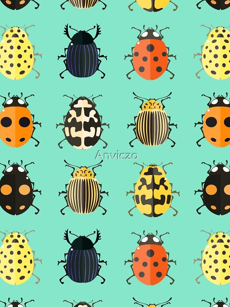 Insects. by Anviczo