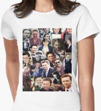 Tom Hiddleston collage T-Shirt
