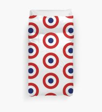 French Air Force - Roundel Duvet Cover