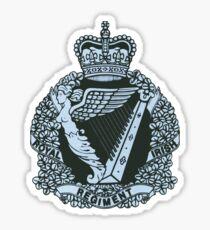 Royal Irish Regiment Sticker