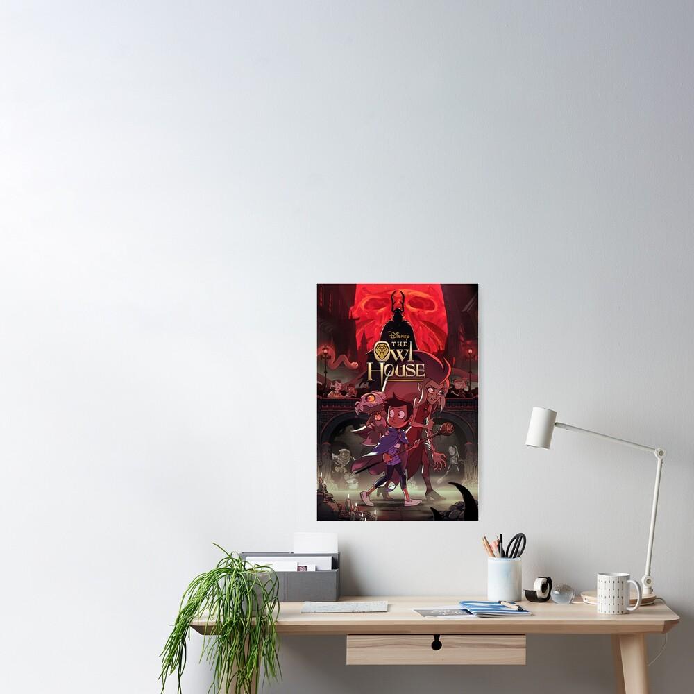 The Owl House: Season 2 Poster Poster