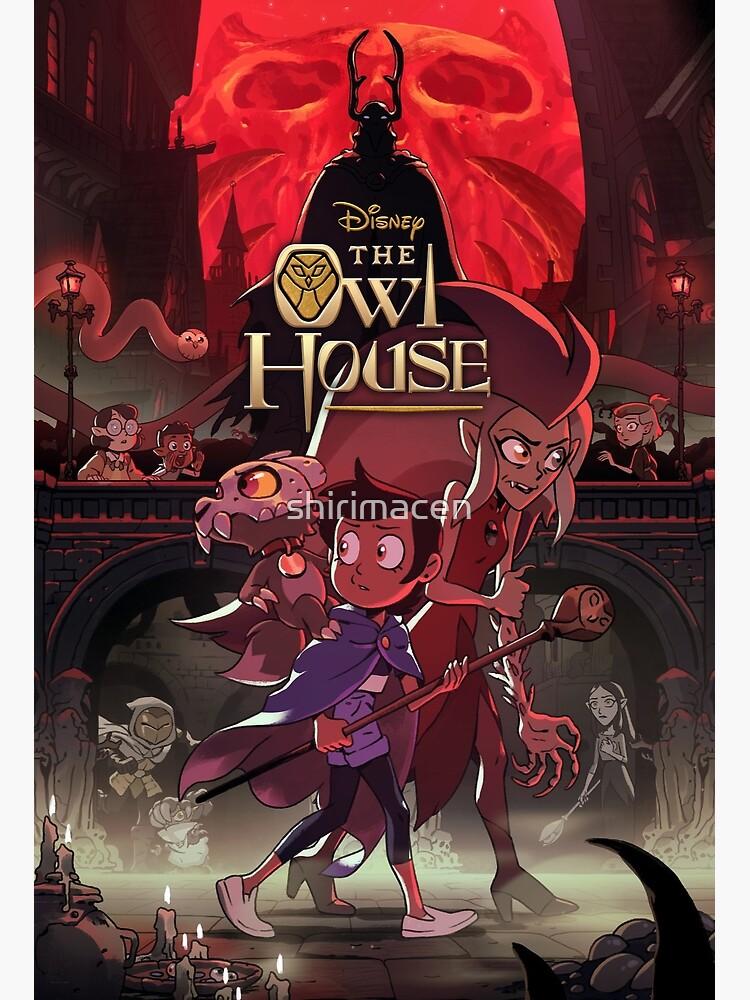 The Owl House: Season 2 Poster by shirimacen
