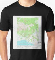 USGS TOPO Map Alaska AK Baird Mountains A-6 354169 1955 63360 T-Shirt