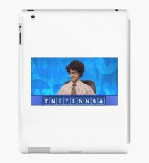 Final Countdown iPad Case/Skin