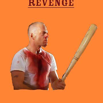 Pulp Fiction - Revenge by FKstudios