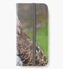 Buzzard iPhone Wallet