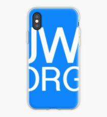 Jw.org iPhone Case