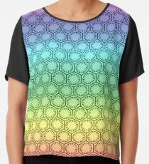 The First Order - Pride Chiffon Top