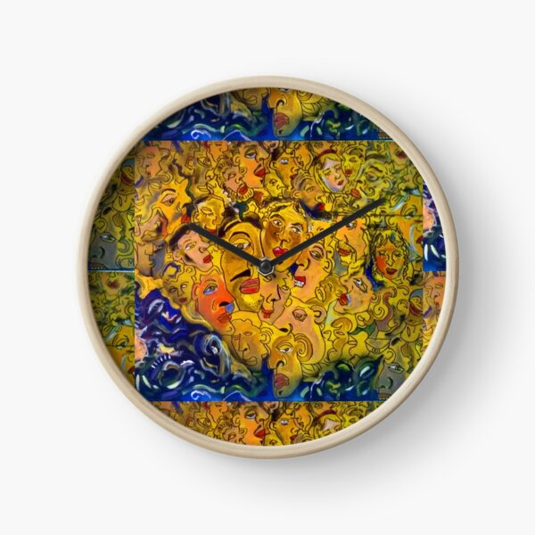 collective 2 Clock